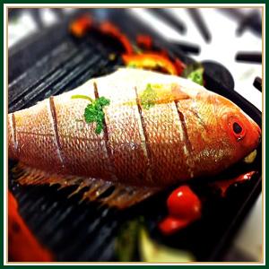 چاشنی ماهی و میگو