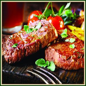 چاشنی گوشت